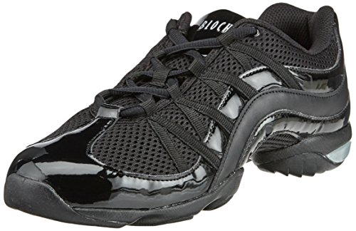 Bloch S0523 Wave Tanz Sneaker, Schwarz EU 40.5, UK Ad 7.5, US 10.5