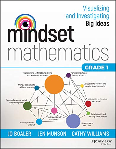 Compare Textbook Prices for Mindset Mathematics: Visualizing and Investigating Big Ideas, Grade 1 1 Edition ISBN 9781119358626 by Boaler, Jo,Munson, Jen,Williams, Cathy