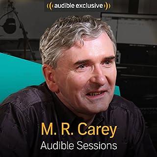 M. R. Carey audiobook cover art