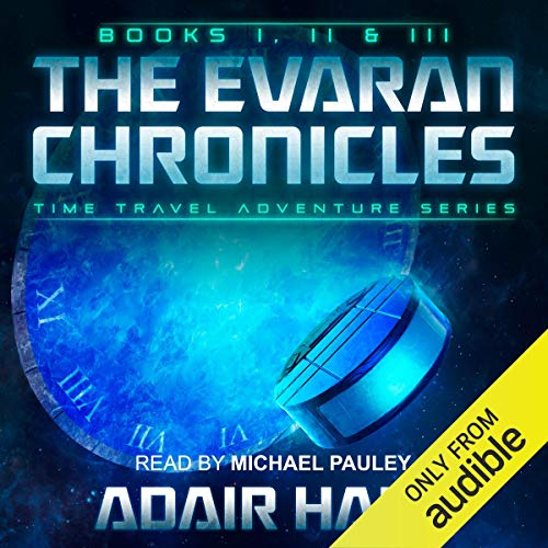The Evaran Chronicles Box Set audiobook cover art