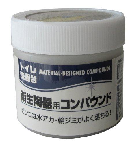 光陽社 KOYO 衛生陶器用コンパウンド 100g [7175]