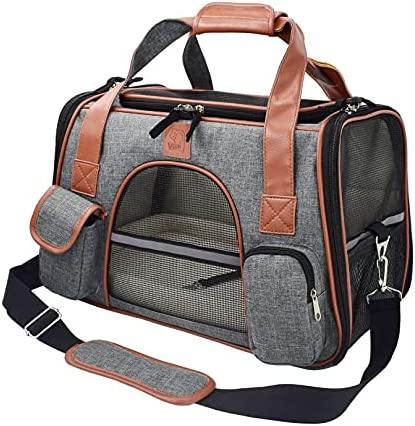 Pet Travel Carrier Bag Breathable Virginia Beach Mall Portable New life Seat Backpack Tra Car