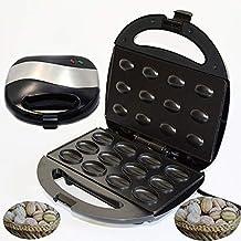 JINN-Waffle Makers - صانعة المكسرات المنزلية الصغيرة 220 فولت صانعة المكسرات مقلاة الكعك ساندويتش حديدي خبز الإفطار مقلاة ...