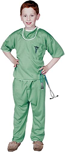 RG Costumes E.R. Doctor Costume, verde, Medium by RG Costumes