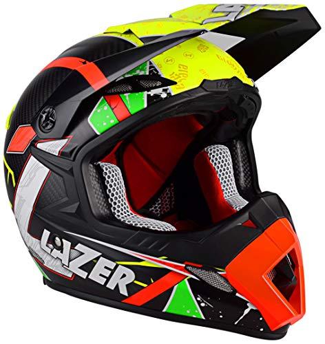 Lazer MX8 Aerial Pure Carbon Cross Helm XXS (51/52)