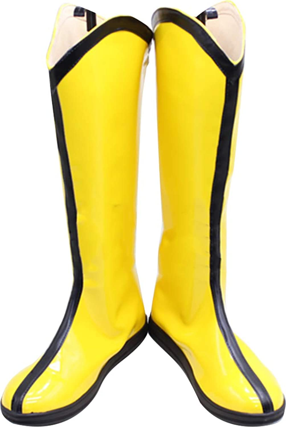 ae5646392be66 Whirl Cosplay Boots shoes Men Wolverine Yellow for X nnixcj6319-new ...