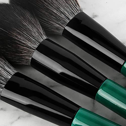 S-TROUBLE Pinceaux de Maquillage Set Fibres synthétiques Foundation Fard à paupières Blush Lip Powder Brush