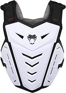 Motorcycle Armor Vest Motorcycle Protection Motorcycle Riding Chest Armor Motocross Racing Vest & Motorcycle Knee Pads
