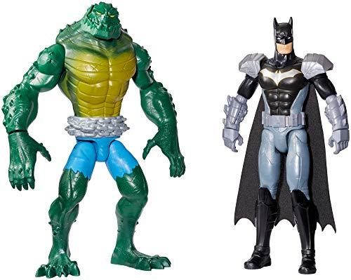 """DC Comics Batman Missions Batman & Killer Croc 12"""" Figure 2-Pack"""