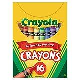 Crayola Crayones (Caja de 16)