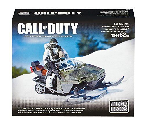 Mega Bloks 06812U - Call of Duty Mountain Recon