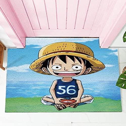 Sala de Estar Pasillo baño Dormitorio sofá cojín Lindo Piso de Dibujos Animados Alfombra Alfombra-A_60X90CM