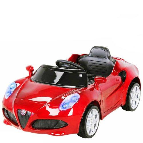 Colibri 00118017Alfa Romeo Car, size-115x 67x 43cm, Colour-Red