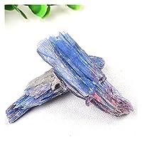 石と水晶 1個の天然アクアマリンクリスタルポイントの不規則な原クリスタルロックミネラル検体エネルギー癒しの石の装飾品家の装飾 (Color : Aquamarine, Size : 1pcs)