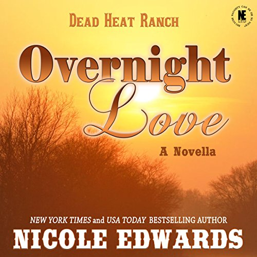 Overnight Love     Dead Heat Ranch, Book 3              By:                                                                                                                                 Nicole Edwards                               Narrated by:                                                                                                                                 Lisa Zimmerman,                                                                                        Kale Williams                      Length: 2 hrs and 6 mins     1 rating     Overall 3.0