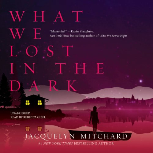 What We Lost in the Dark copertina