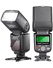Neewer GN60 HSS 2.4G TTLフラッシュ ワイヤレス1/8000 マスタースレーブスピードライト 新しいMiホットシュー付きのSony A77II A7RII A7R A58 A99 A6000カメラに対応