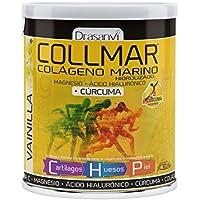 Drasanvi Collmar Colageno Magnesio + Acido Hialuronico + Curcuma 300 gr Vainilla