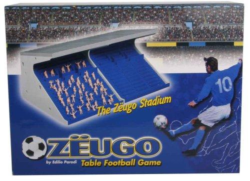 Zeugo - Set 2 di Tribune per Gioco del Subbuteo