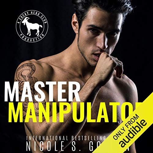 Master Manipulator audiobook cover art