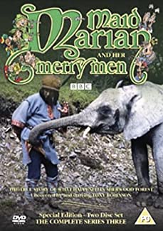 Maid Marian And Her Merry Men - The Complete Series Three