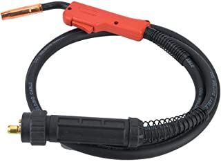 FTVOGUE 200A/350A CO2 MIG Welding Torch Welder Gun Complete 9.8ft 3 Meters with Euro Connector(200A-3M)