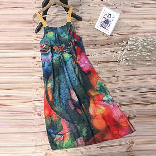 Wrap Maxi Dress Short Sleeve V Neck Floral Flowy Front Slit High Low Women Summer Beach Party Wedding Dress Maxi Dress 2x