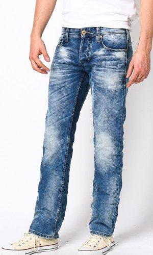 M.O.D Herren Jeans Thomas ash blue 29/32