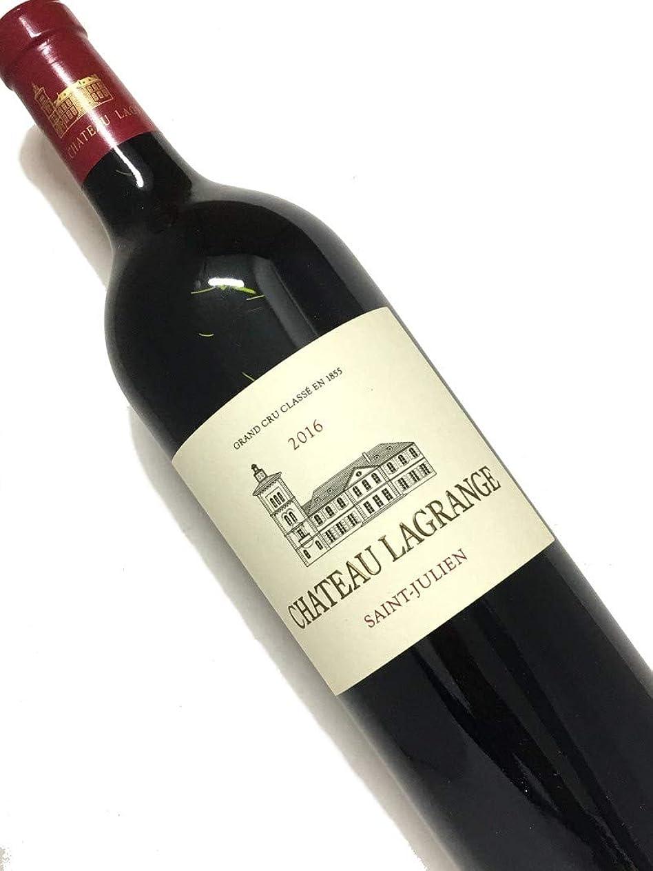 方言妥協昆虫2016年 シャトー ラグランジュ 750ml フランス ボルドー 赤ワイン