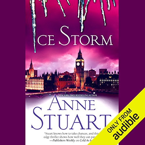 Ice Storm audiobook cover art