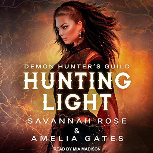 Hunting Light cover art