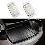 Trunk Lights - Motrobe Ultra-bright Interior LED Lighting Car Lamp Trunk Light Kit for Tesla Model 3/ Model Y/Model X/Model S(2pcs)