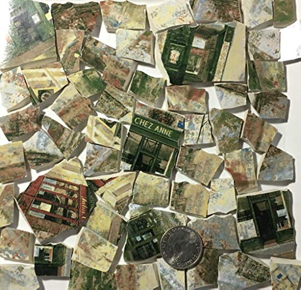 Mosaic Art & Craft Supply ~ Paris Street Tiles (A683)