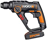 WORX WX390 20V 3-in-1 h3 Max Lithium-Ion Rotary Hammer Drill