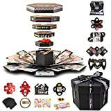 Explosion Gift Box Set Album Scrapbook DIY Photo Album Box for Birthday Anniversary Wedding