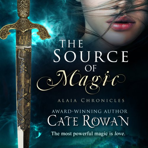 The Source of Magic audiobook cover art