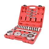 Sfeomi 31PCS Herramienta de Cojinetes de Ruedas 50-83 MM Kit de Extracción de Cojinete de Rueda Wheel Bearing Tool para Mayoría de los Cojinetes de Rueda