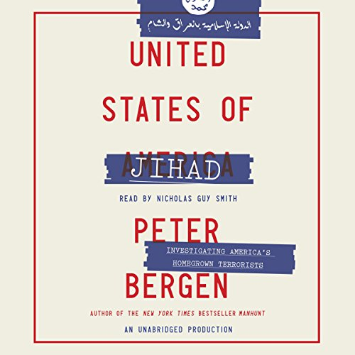 Page de couverture de United States of Jihad