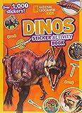 National Geographic Kids Dinos Sticker Activity Book:...