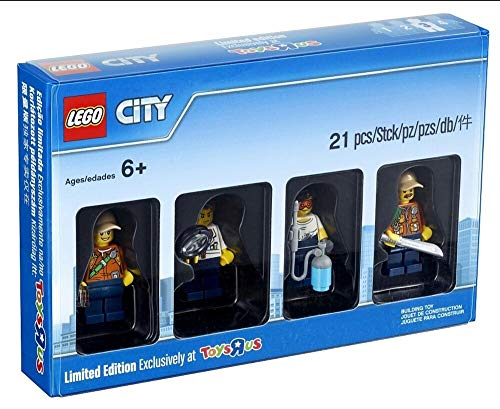 LEGO ® City 5004940 - Limited Edition Minifiguren Set Dschungel Expedition