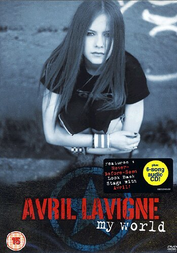 Avril Lavigne - My World (+ Audio-CD) [2 DVDs]