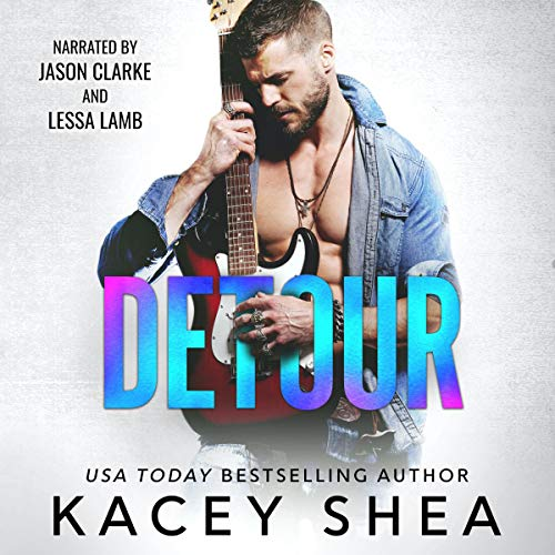 Detour Audiobook By Kacey Shea cover art