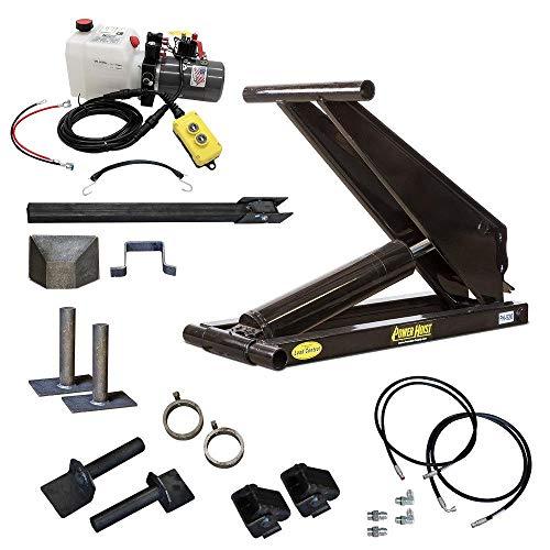 Premium Supply Power Hoist 520 Complete 10 Ton Dump Trailer Kit - PH520
