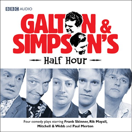 Galton & Simpson's Half Hour audiobook cover art