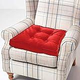 Yzzlh Coussin rehausseur de fauteuil carré avec soutien de 10 cm...