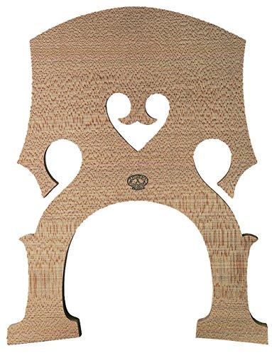 Aubert Puente para Contrabajo - Puente modelo Luthier 4/4 5-cuerdas