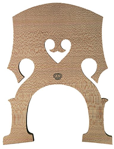 Aubert Puente para Contrabajo - Puente modelo Luthier 3/4