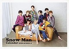 Snow Man CALENDAR 2020.4-2021.3 ([カレンダー])