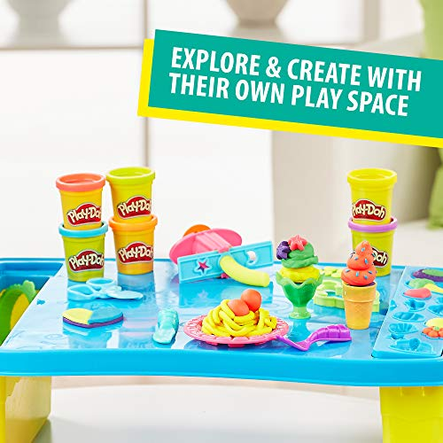 The Play n Store Table is a great gift for preschool girls