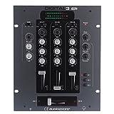 Audiophony – Mesa de mezclas